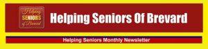 Helping Seniors of Brevard Newsletter